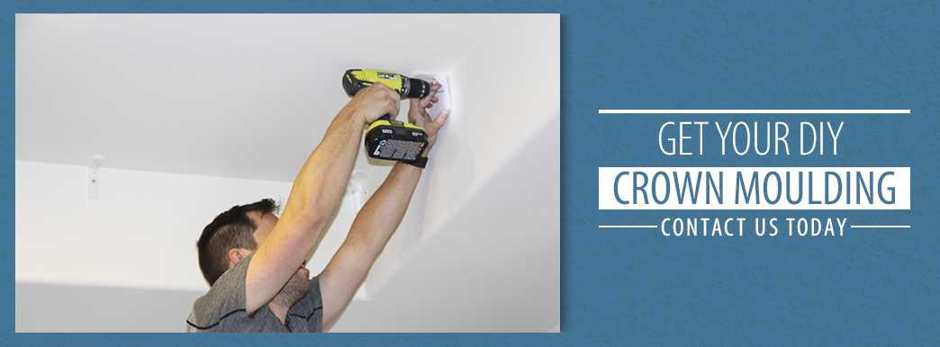 Get Your Crown Moulding