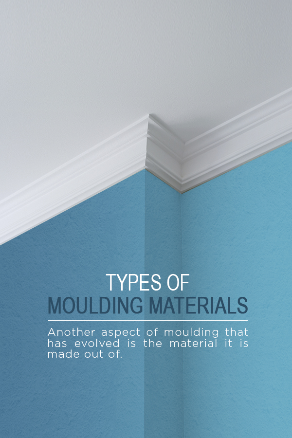 8 Types of Molding Materials
