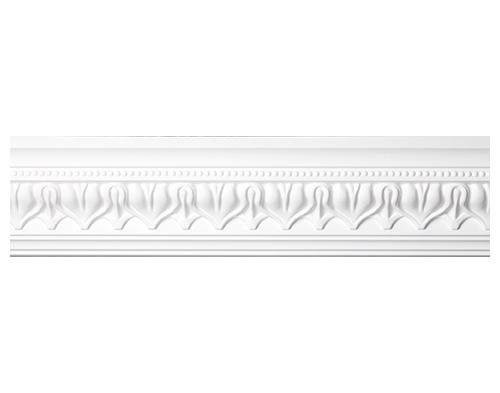 leaf dart crown molding