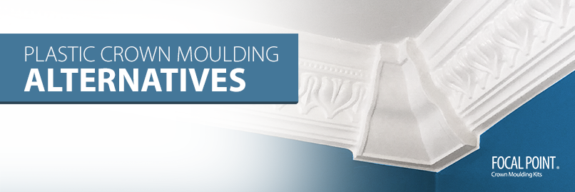 plastic crown molding