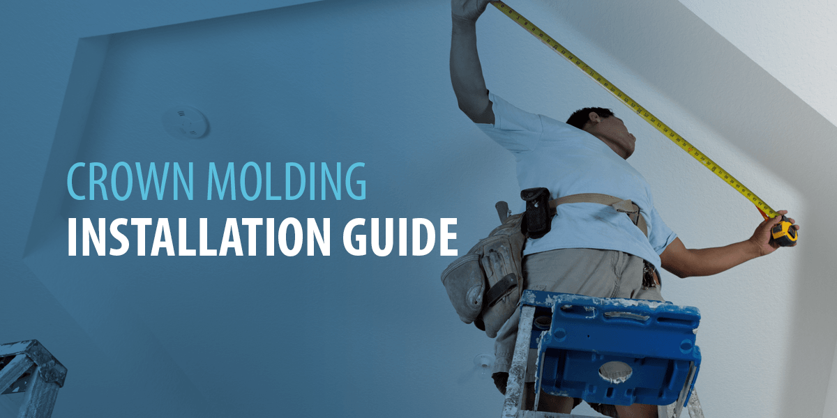 Crown Molding Installation Guide Banner